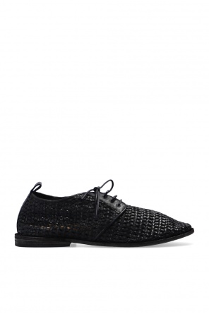 Woven derby shoes od Marsell