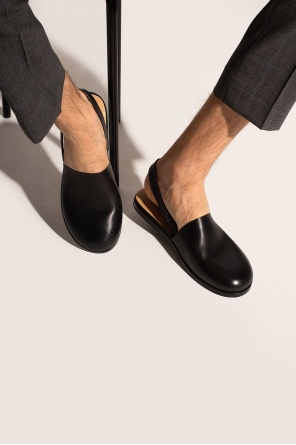 'marcella' leather mules od Marsell