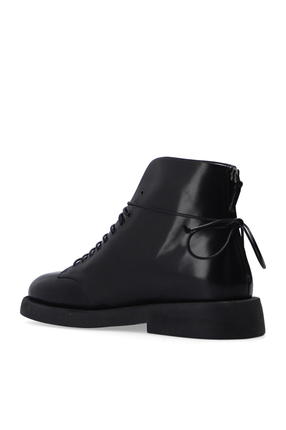 Marsell Leather ankle boots