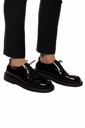 Patent leather shoes od Marsell