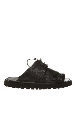 Leather mules od Marsell