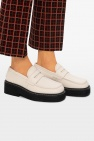 Marni Leather platform shoes