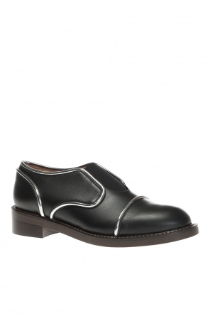 Metal-trim shoes od Marni