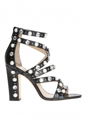 'moore' heeled sandals od Jimmy Choo
