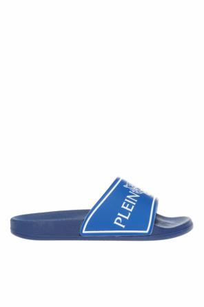 'sean' slides with logo od Plein Sport