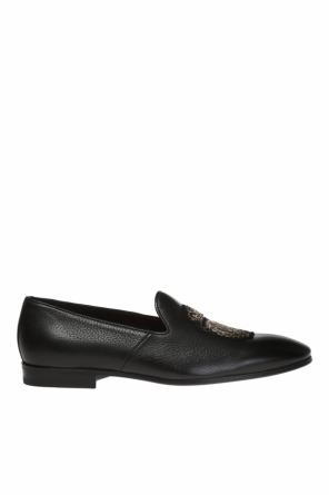 Patched loafers od Billionaire