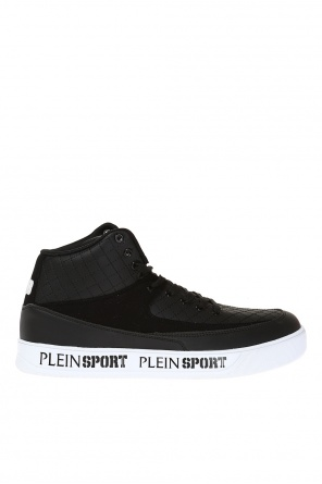 Lace-up high-top sneakers od Plein Sport