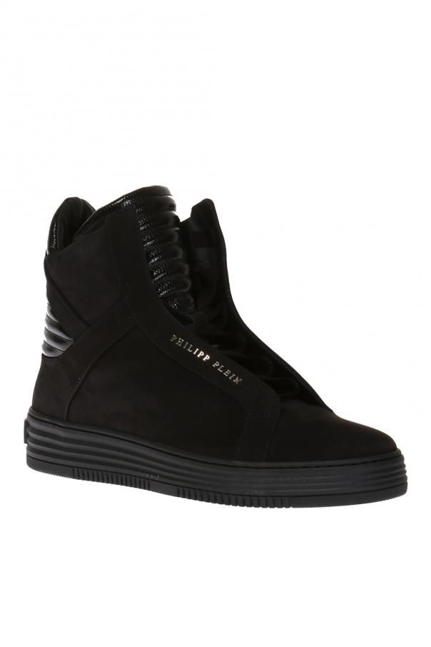 0b66d08f97 George' high-top sneakers Philipp Plein - Vitkac shop online