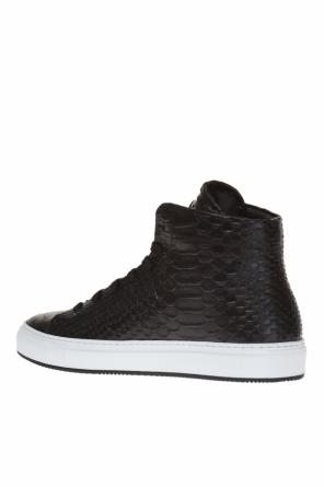 Lace-up high-top sneakers od Philipp Plein