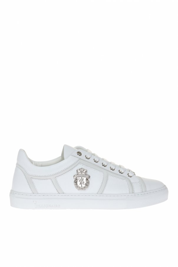 'humbert' leather sneakers od Billionaire