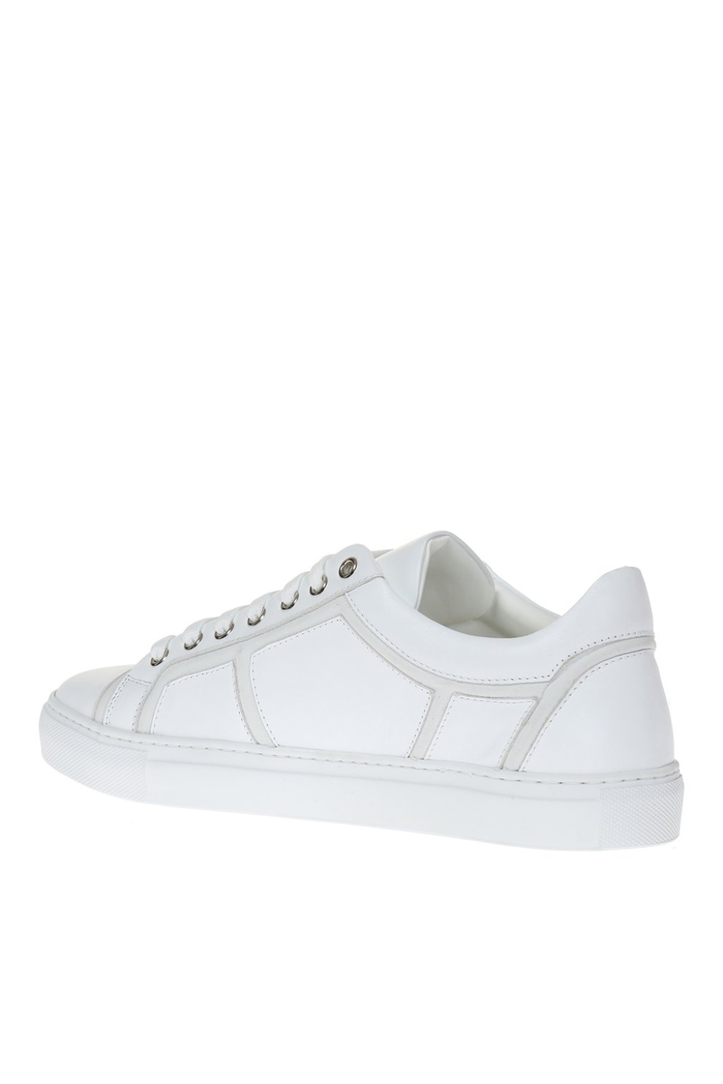 Billionaire 'Humbert' leather sneakers