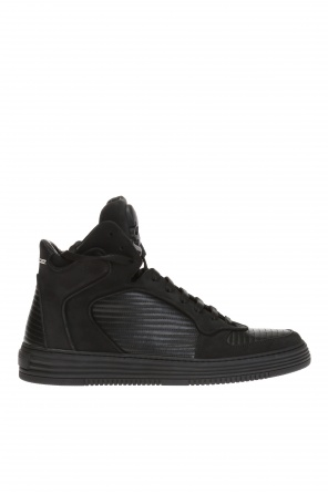 Appliqued high-top sneakers od Philipp Plein