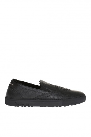 'andrew' slip-on sneakers od Billionaire