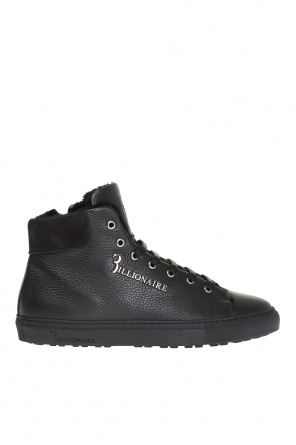 'tommy' high-top sneakers od Billionaire