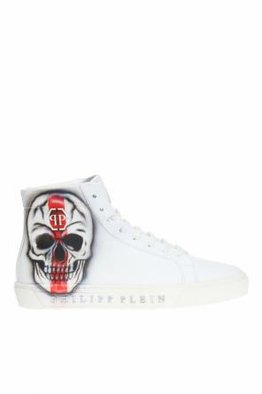 'koro five' high-top sneakers od Philipp Plein