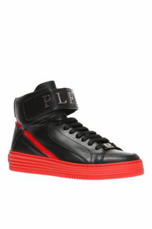 High-top sneakers with logo od Philipp Plein
