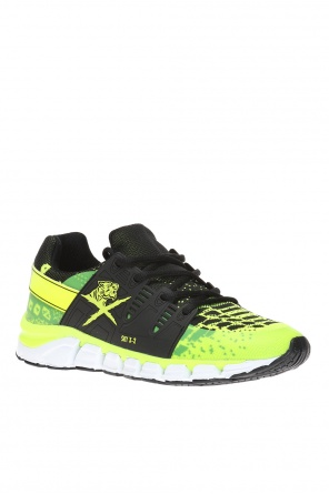 'sunshine is rising up' sneakers od Plein Sport