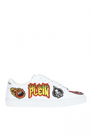 Patched sneakers od Philipp Plein