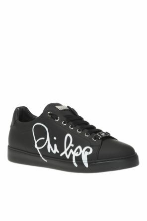 'signature' sneakers od Philipp Plein