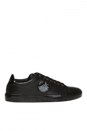 Branded lace-up sneakers od Philipp Plein