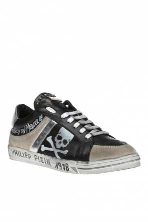Time-worn sneakers od Philipp Plein