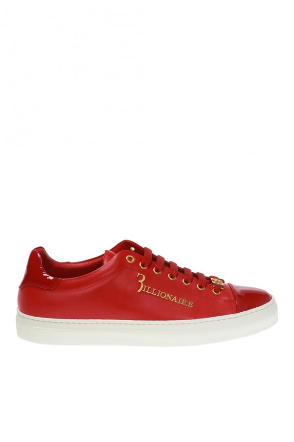 Billionaire 'Lo-Top Statement' sneakers