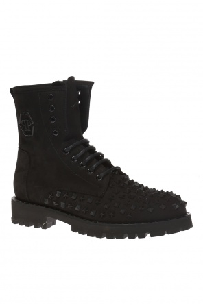 'deering' ankle boots od Philipp Plein