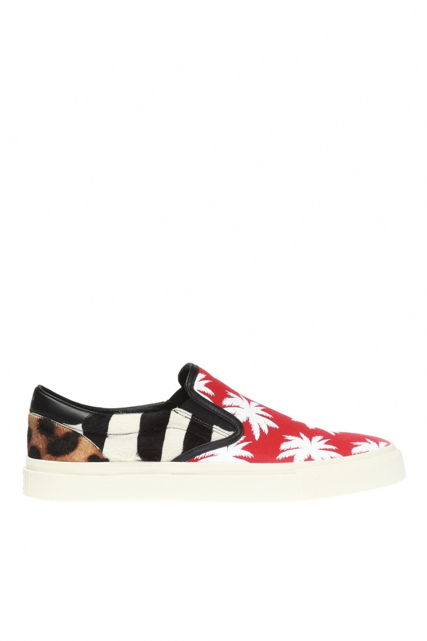 Slip-on sneakers od Amiri
