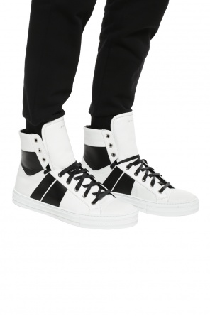 High-top sneakers od Amiri