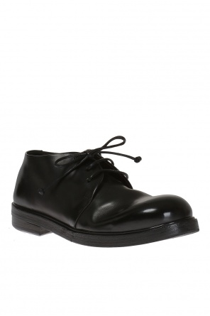 Leather oxford shoes od Marsell