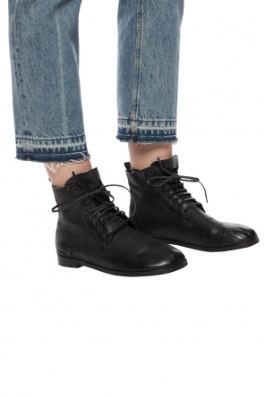 Lace-up ankle boots od Marsell