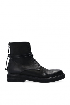 Leather boots od Marsell