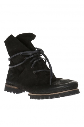 Suede boots od Marsell