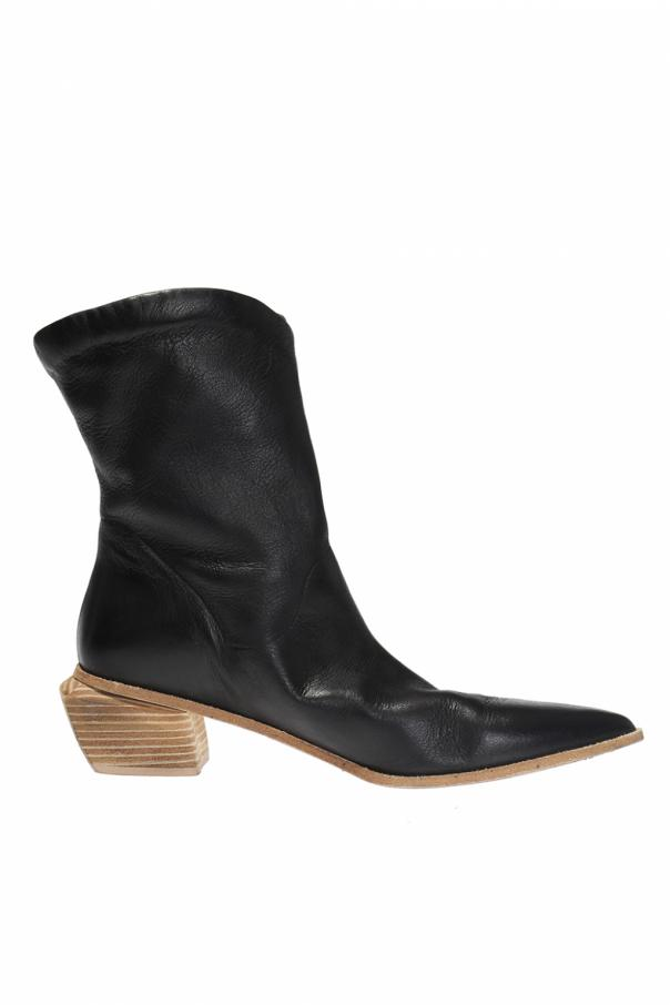 'stuzzicone' heeled ankle boots od Marsell