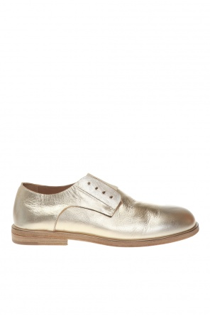 'scalpello' leather shoes od Marsell