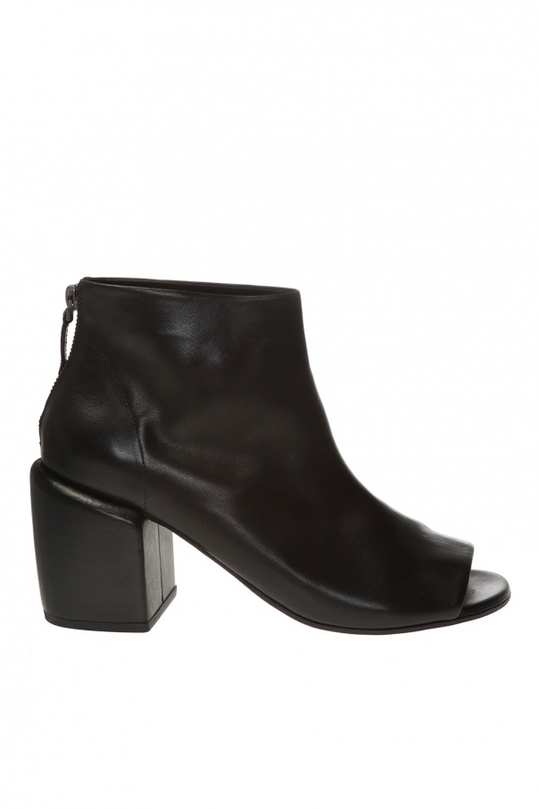 Marsell 'Cubetto' heeled ankle boots