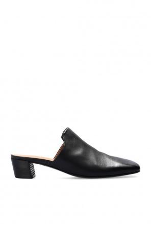 'spatolina' heeled mules od Marsell