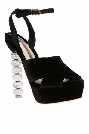 'natalia' platform sandals od Sophia Webster