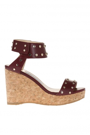 'nelly' wedge sandals od Jimmy Choo