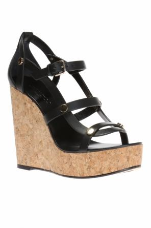 'nerissa' wedge sandals od Jimmy Choo