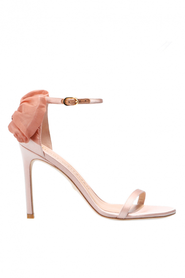 Stuart Weitzman 'Nudistsong' heeled sandals