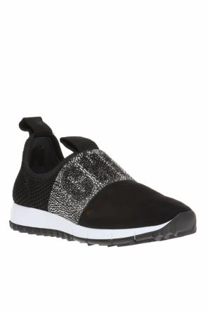 'oakland/f' sneakers od Jimmy Choo