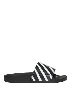 Striped sliders od Off White