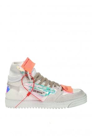 Branded high-top shoes  od Off White