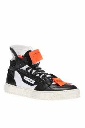 Lace-up high-top sneakers od Off White
