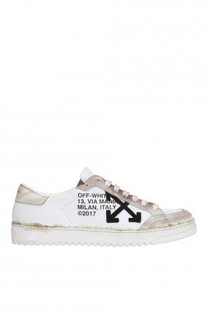 Printed sneakers od Off White