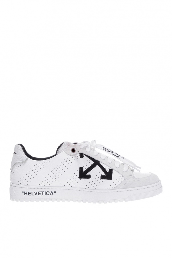 Perforated sneakers od Off White