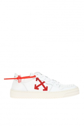 Appliquéd sneakers od Off White