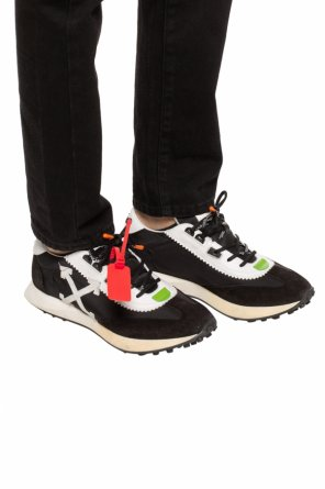 Branded sneakers od Off White