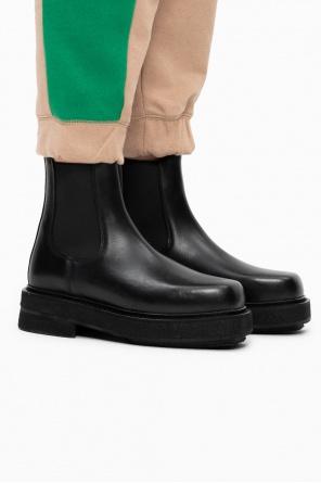 'ortega' platform ankle boots od Eytys